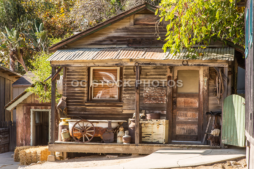 Old Vintage House in Los Rios District of San Juan Capistrano
