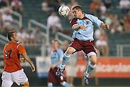 2008.07.10 Friendly: Burnley at Cary U-23