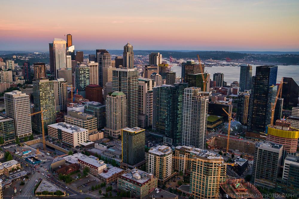 Development & Downtown Seattle