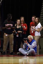 14 November 2016:  David Proeber during an NCAA  mens basketball game between the Indiana Purdue Fort Wayne Mastodons the Illinois State Redbirds in Redbird Arena, Normal IL
