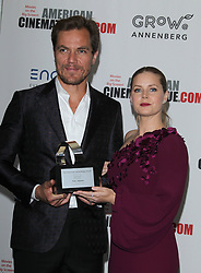 31st Annual American Cinematheque Awards Gala. 10 Nov 2017 Pictured: Michael Shannon, Amy Adams. Photo credit: Jaxon / MEGA TheMegaAgency.com +1 888 505 6342