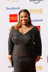 March 30, 2019 - Los Angeles, California, USA - LOS ANGELES, CA - MAR 29: Camille Thurman attends the 50th NAACP Image Awards Non-Televised Dinner at The Berverly Hilton on March 29 2019 in Los Angeles CA. Credit: CraSH/imageSPACE/MediaPunch (Credit Image: © Imagespace via ZUMA Wire)