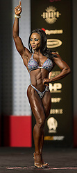 Sept.16, 2016 - Las Vegas, Nevada, U.S. -  LATORYA WATTS competes in the Figure Olympia contest during Joe Weider's Olympia Fitness and Performance Weekend.(Credit Image: © Brian Cahn via ZUMA Wire)