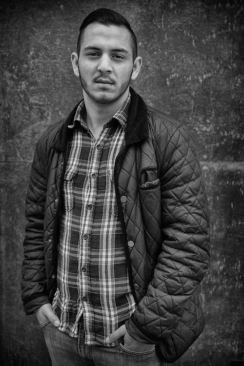 Beki Dimitrijevic, Serbian Arli Roma living in Sweden