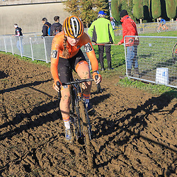 10-11-2019: Wielrennen: Europees Kampioenschap Veldrijden: Silvelle<br />Ilse Pluimers