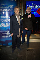 Claude Michel Schonberg at the Les Miserables Gala Press Night at the Sondheim Theatre in London's West End.