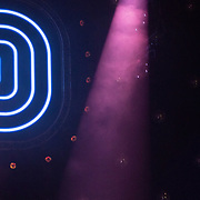 NLD/Amsterdam/20171117 - Muziekfeest Let's Dance 2017, dj