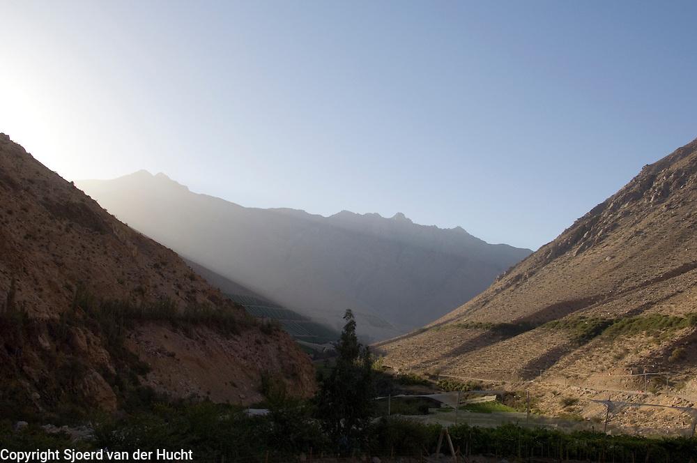 The spiritual valley Valle de Elqui