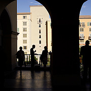 LAS VEGAS, NV, NOVEMBER 14, 2006:  The Ritz Carlton at Lake Las Vegas in Henderson, Nevada, is about 17 miles from the Strip. (Photograph by Todd Bigelow/Aurora)...