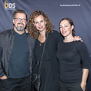 NLD/Utrecht/20171016 - Premiere Nieuwe Familie, ........., Kim Pieters en Miryanna van Reeden