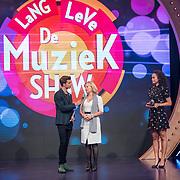 NLD/Almere/20170918 - Presentatie Lang Leve de Muziek Show, Buddy Vedder en Romy Monteiro en Jet Bussemaker