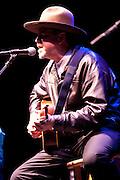 Robert Earl Keen at the Wellmont Theater, Montclair, NJ 10/31/2009.