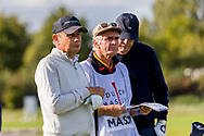 08-10-2017 - Foto van de finaledag van de Dutch Masters 2017, een European Senior Tour Event. Gespeeld op The Dutch in Spijk van 6 t/m 8 oktober.  Paul Eales