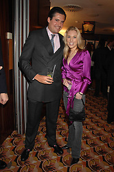 EDWARD TAYLOR and IMOGEN LLOYD WEBBER at an exhibition of photographs by Olivia Buckingham held at China Tang, The Dorchester, Park Lane London on 5th March 2007.<br /><br />NON EXCLUSIVE - WORLD RIGHTS
