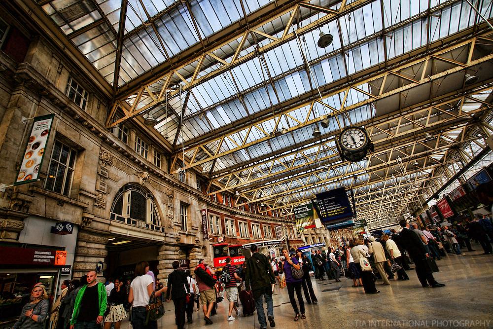 Waterloo Station (Interior)