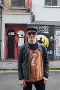 Stik, Shoreditch. London. 27 October 2015