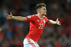 Wales v Austria - 2 Sep 2017