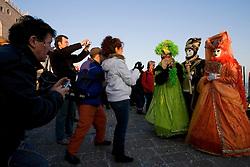 Venice (VE) 18/02/2007 - Venice Carnival.