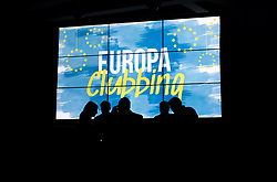 """12.04.2019, Palais Wertheim, Wien, AUT, ÖVP, """"Europa-Get-Together"""" der Jungen Österreichischen Volkspartei. im Bild Feature // during get together of the Youth of the European People's Party regarding to Eurpean Parliment Elections of the Austrian People' s Party in Vienna, Austria on 2019/04/12. EXPA Pictures © 2019, PhotoCredit: EXPA/ Michael Gruber"""