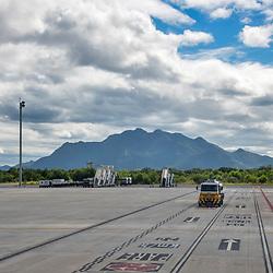"""Aeroporto de Vitória (local) fotografado Espírito Santo - Brasil. Registro feito em 2019.<br /> ⠀<br /> ⠀<br /> <br /> <br /> <br /> ENGLISH: Vitória Airport photographed in Espírito Santo - Brazil. Picture made in 2018."""