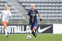 Caroline Seger  - 20.12.2014 - PSG / Montpellier - 14eme journee de D1<br /> Photo : Andre Ferreira / Icon Sport