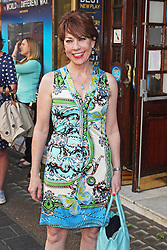 © Licensed to London News Pictures. 01/07/2013. London, UK. Kathy Lette at the A Curious Night at the Theatre - Gala Evening. Photo credit: Brett D. Cove/LNP