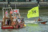 Farage Bexit EU Referendum Fishing Flotilla