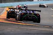 June 24-26, 2021: Lamborghini Super Trofeo: Watkins Glen International. Race 1, 22 Dream Racing Motorsport, Lamborghini Las Vegas, Lamborghini Huracan Super Trofeo EVO, DR22