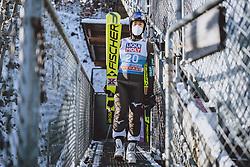 05.01.2021, Paul Außerleitner Schanze, Bischofshofen, AUT, FIS Weltcup Skisprung, Vierschanzentournee, Bischofshofen, Finale, Qualifikation, im Bild Naoki Nakamura (JPN) // Naoki Nakamura of Japan during the qualification for the final of the Four Hills Tournament of FIS Ski Jumping World Cup at the Paul Außerleitner Schanze in Bischofshofen, Austria on 2021/01/05. EXPA Pictures © 2020, PhotoCredit: EXPA/ JFK