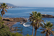 Laguna Beach Coast Line