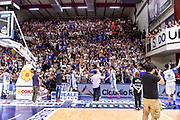 Team Banco di Sardegna Dinamo Sassari, Tifosi<br /> Banco di Sardegna Dinamo Sassari - Umana Reyer Venezia<br /> LBA Serie A Postemobile 2018-2019 Playoff Finale Gara 6<br /> Sassari, 20/06/2019<br /> Foto L.Canu / Ciamillo-Castoria