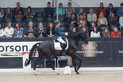 Krijnsen Lotte, (NED), Rosenstolz<br /> Para Dressuur Finale<br /> Dutch Championship Dressage - Ermelo 2015<br /> © Hippo Foto - Dirk Caremans<br /> 19/07/15