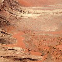 Africa, Namibia, Sossusvlei. Petrified Dune of the Namib Rand.