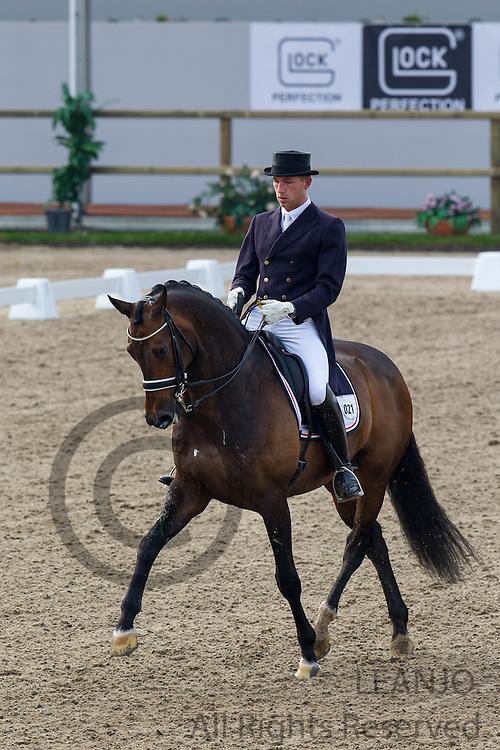Geert Jan Raateland - Zorro <br /> Outdoor Gelderland 2013<br /> © DigiShots