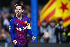 FC Barcelona v Olympique de Lyon - 13 Mar 2019