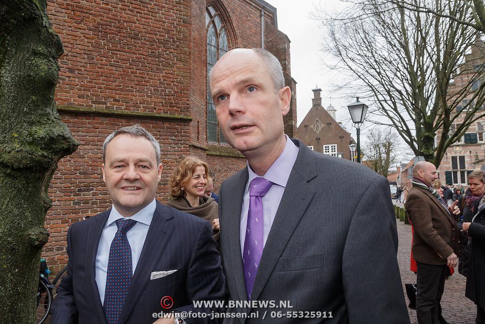 NLD/Naarden/20160325 - Mattheus Passion 2016 Naarden, .......... en Stef Blok