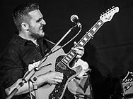 Jack Gilbert of British post-rock band Another Sky at Haldern Pop Festival