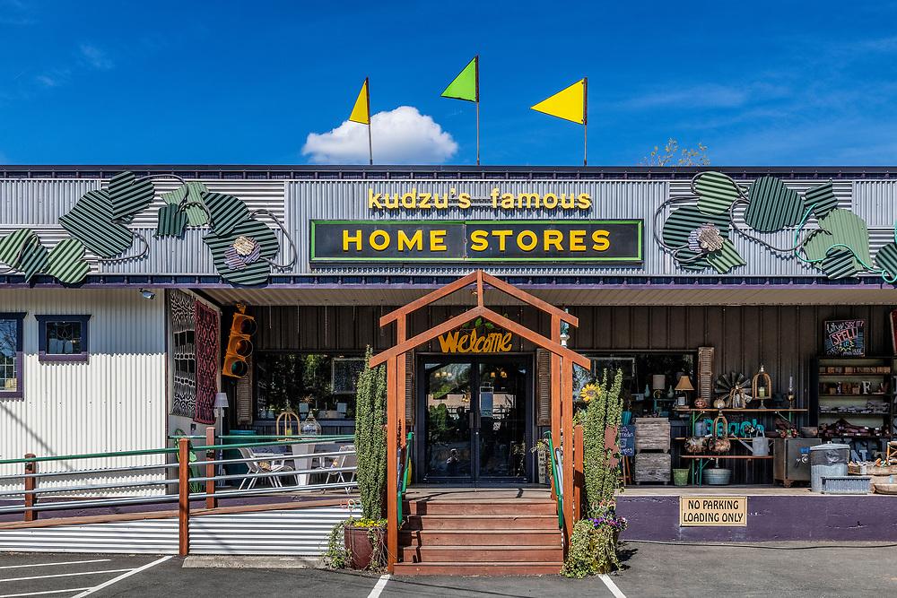 Kudzu's Famous Home Stores, Atlanta, Georgia, USA.
