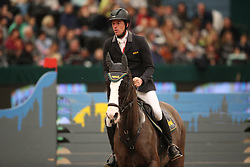 Rüder, Hans-Thorben (GER), Pure Pitu<br /> Leipzig - Partner Pferd 2016<br /> Championat von Leipzig<br /> © www.sportfotos-lafrentz.de / Stefan Lafrentz