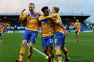 Mansfield Town v Carlisle United 010220