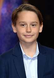 Finley Hobbins attending the European Premiere of Dumbo held at Curzon Mayfair, London. Photo credit should read: Doug Peters/EMPICS