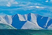 Ogilvie Mountains along the Dempster Highway, Yukon, Canada