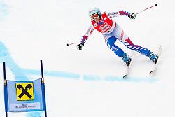 08.01.2012, Weltcupabfahrt Kaernten – Franz Klammer, Bad Kleinkirchheim, AUT, FIS Weltcup Ski Alpin, Damen, Super G, im Bild Marie Marchand-Arvier (FRA) // Marie Marchand-Arvier of France during ladies Super G at FIS Ski Alpine World Cup at 'Kaernten – Franz Klammer' course in Bad Kleinkirchheim, Austria on 2012/01/08. EXPA Pictures © 2012, PhotoCredit: EXPA/ Johann Groder