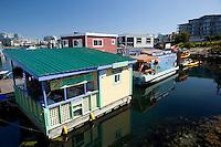 Fisherman's Wharf Floating Restaurants, Victoria, BC