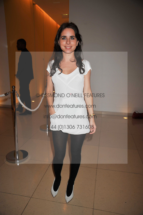 ASSISI JACKSON daughter of Jade Jagger at the St.Martins Lane Hotel 10th year bash held on 9th September 2009.