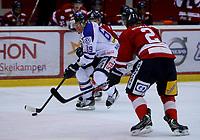 Ishockey , Get - ligaen ,<br /> 22.11.2012 <br /> Kristins Hall<br /> Lillehammer I.K  v Sparta Sarpsborg  5-2<br /> Foto:Dagfinn Limoseth  -  Digitalsport<br /> Henrik Malmström , Sparta