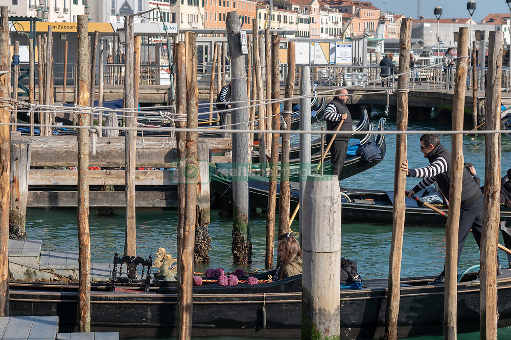 General views of Venice. From a series of travel photos in Italy. Photo date: Wednesday, February 13, 2019. Photo credit should read: Richard Gray/EMPICS