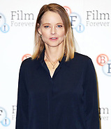 Jodie Foster attends a screening of The Silence of the Lambs