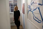 AMANDA WILKINSON, Derek Jarman   Shadow Is the Queen of Colour, BREWER ST. SOHO,  London 11 April 2019