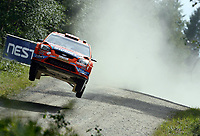 Motor<br /> Foto: DPPI/Digitalsport<br /> NORWAY ONLY<br /> <br /> MOTORSPORT - WRC 2009 - NESTE OIL RALLY FINLAND - JYVASKYLA (FIN) - 30/07 TO 02/08/09 - <br /> <br /> HENNING SOLBERG (NOR) - FORD FOCUS WRC